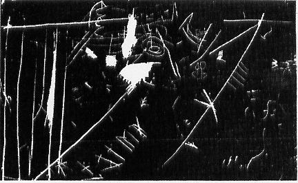 Salvatore Falci, 1985, Vetro 4a Elementare, Piombino