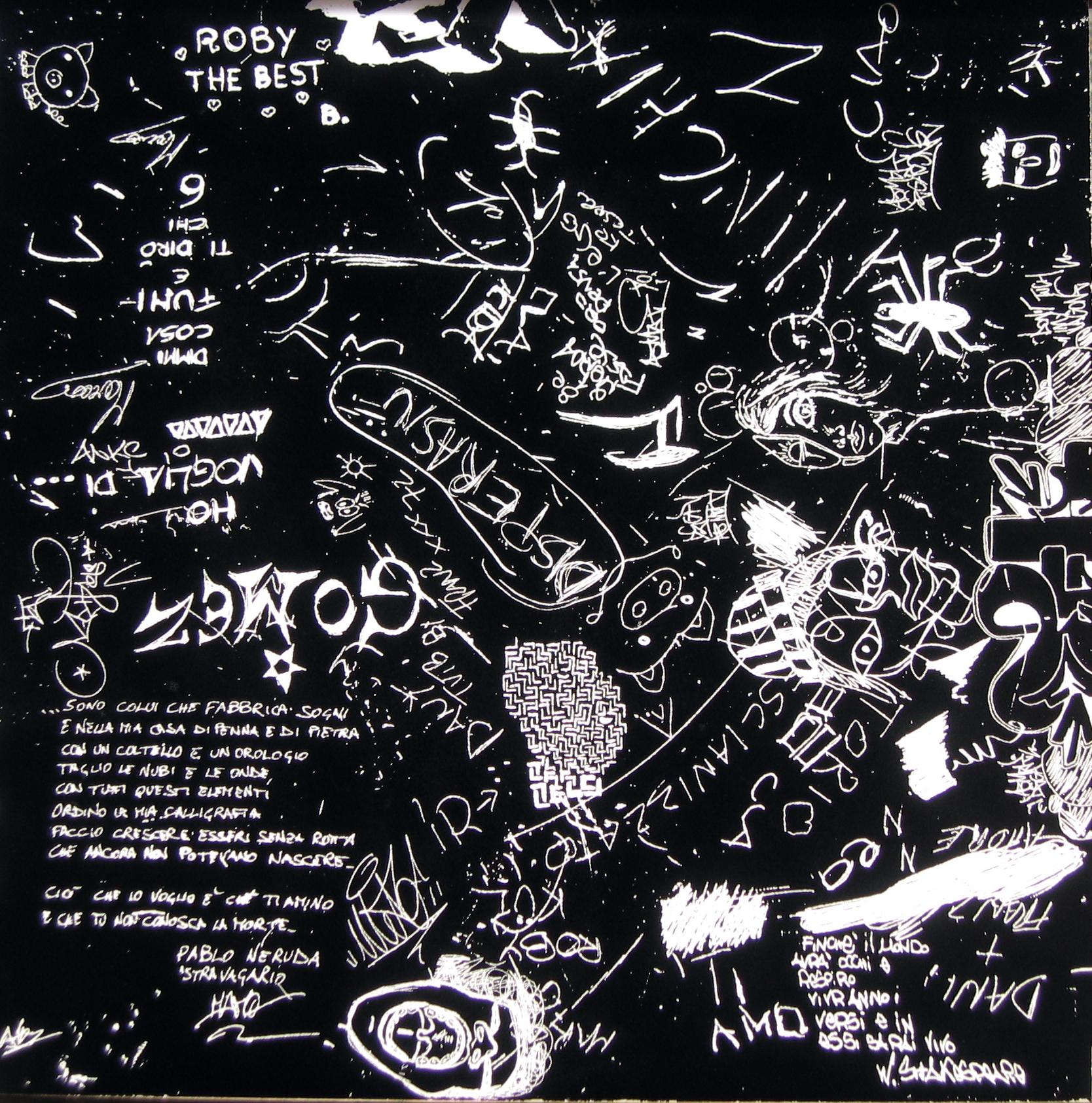 Salvatore Falci, 1986 - 2006, Vetro Art caffè ROBY
