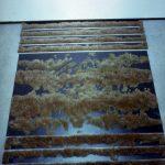 Salvatore Falci, 1990, Erba Ponte Sant'Eufemia, Aperto '90, Bennale di Venezia, a settembre