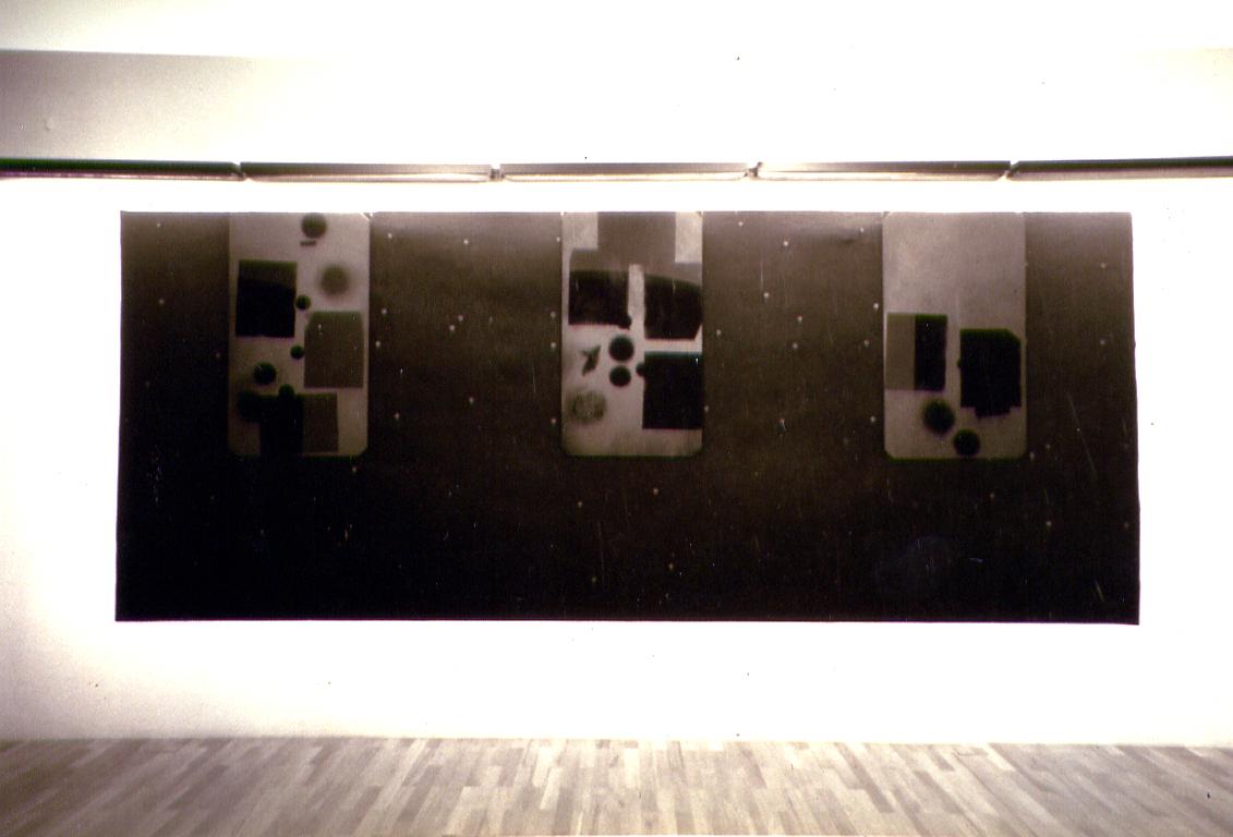 Salvatore Falci, 1991, Polvere Bar Bristol, Studio Casoli, Milano