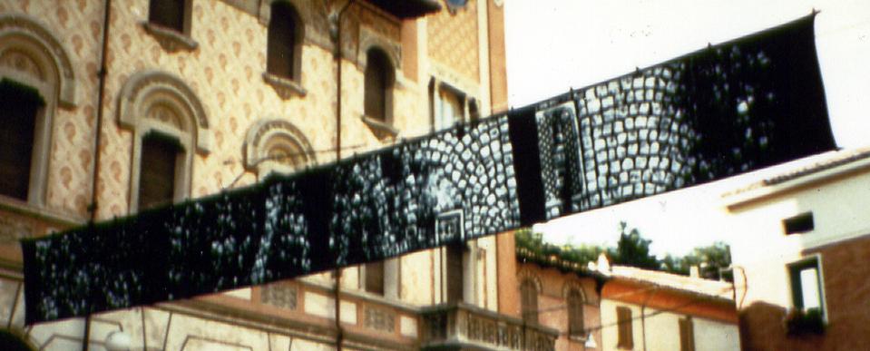Salvatore Falci, 1994, Striscione Via del Perdono, Aggregazioni 94 corso Buenos Aires Milano