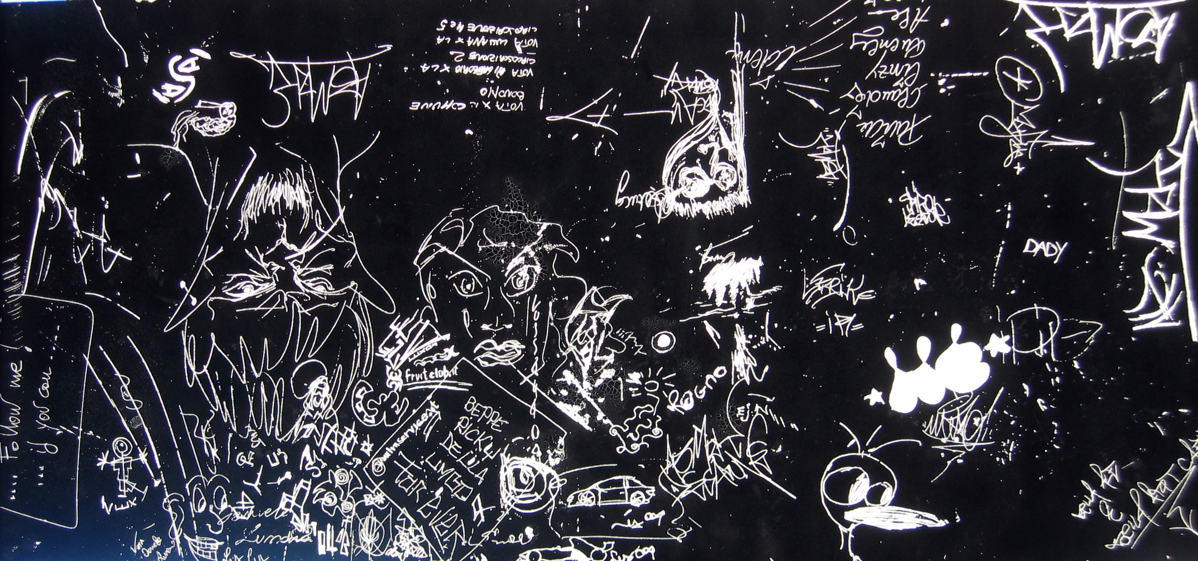 Salvatore Falci, 1986 - 2006, Vetro Art caffè BEPPE
