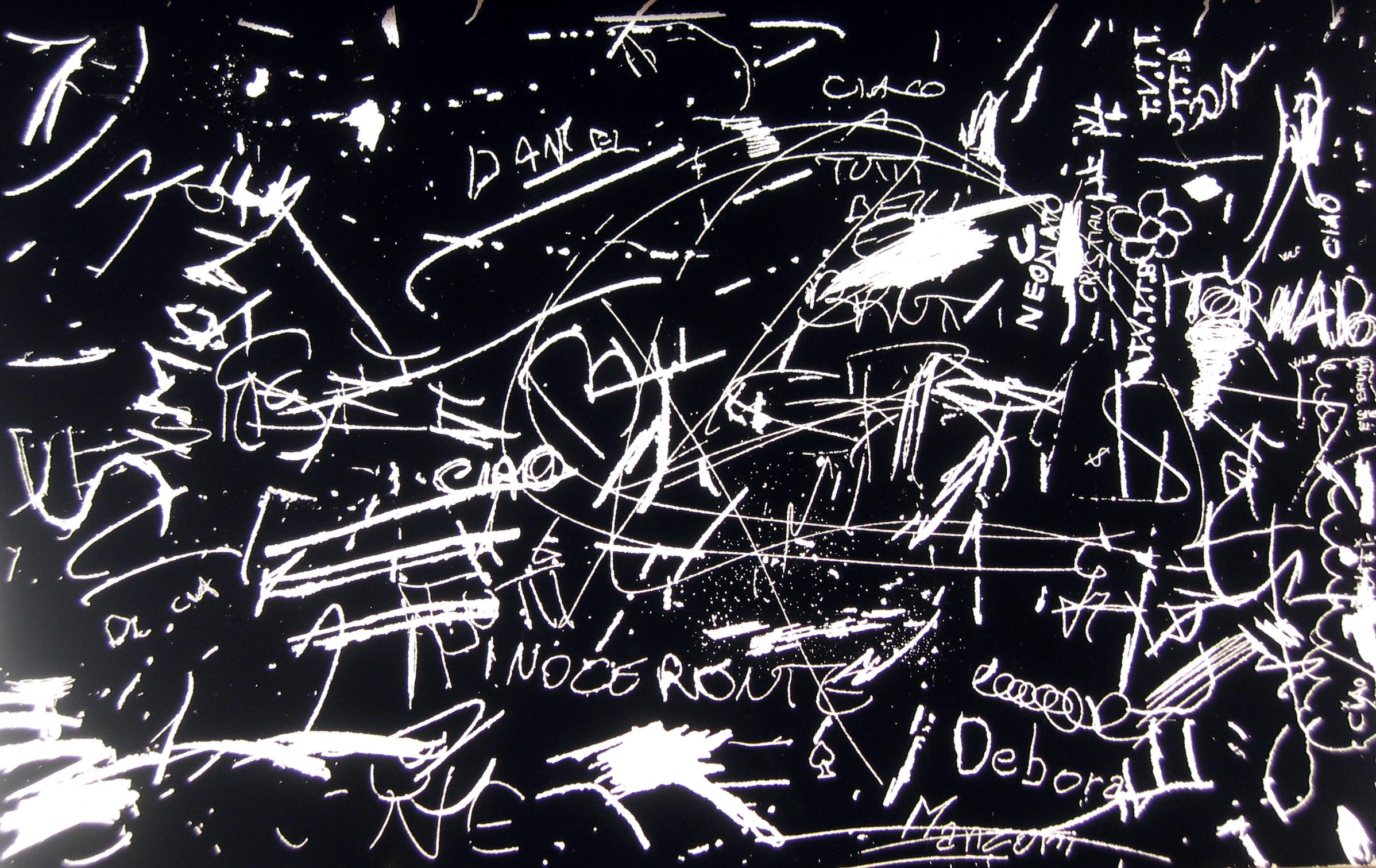 Salvatore Falci, 1986 - 2006, Vetro Elementari DEBORA, opalina, cera, vernice e led, cm. 65x46