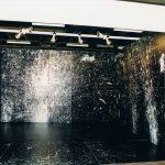 Salvatore Falci, 1987 - 1991, Pavimento Metrò Milano, stand Galleria Casoli fiera di Bologna