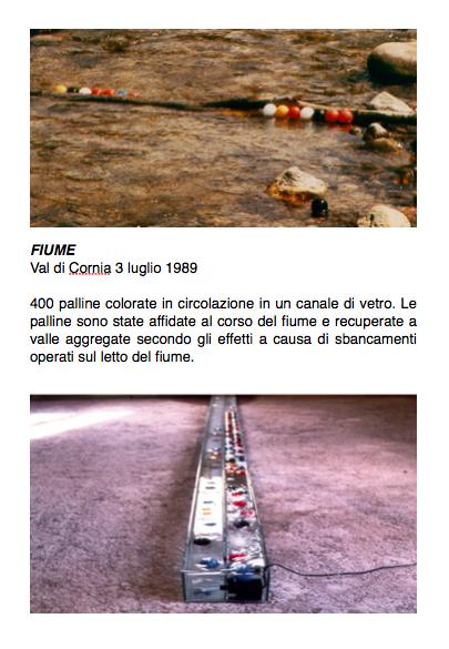 Salvatore Falci, 1989, Fiume Val di Cornia, 3 luglio 1989, scheda