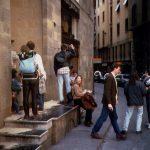 Salvatore Falci, 1990 - 1996, Erba Fontana San Jacopo, Firenze, in campo