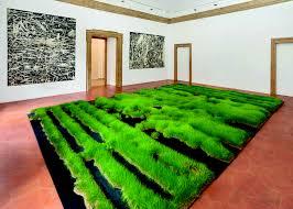 Salvatore Falci, 1990 - 2019, Erba Ponte Sant'Eufemia e pavimento Elementari, CONWITH, Galleria Casoli De Luca, Roma
