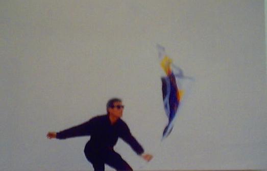 Salvatore Falci, 1998, Foto, Dai Sorridigli, Bandiera Lanciata, Montagnana, (PD) 1999