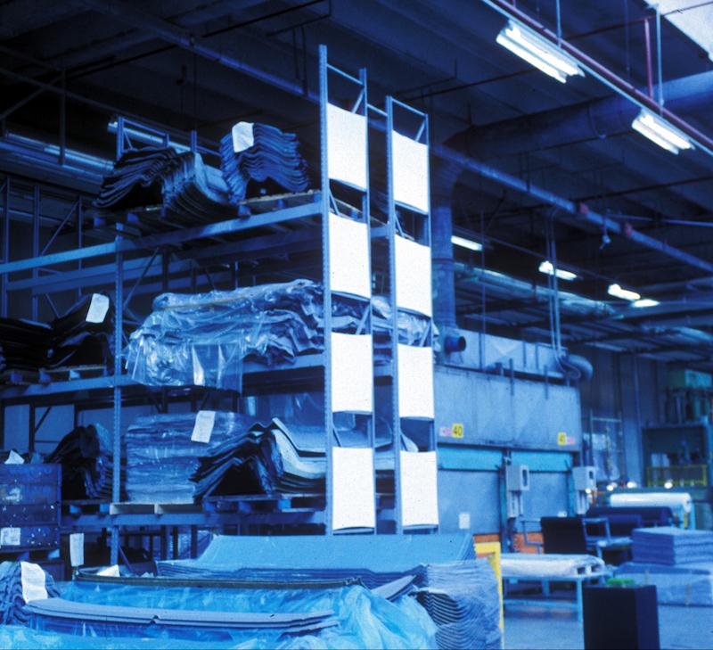 Salvatore Falci, 2003, Odori, installazione in campo