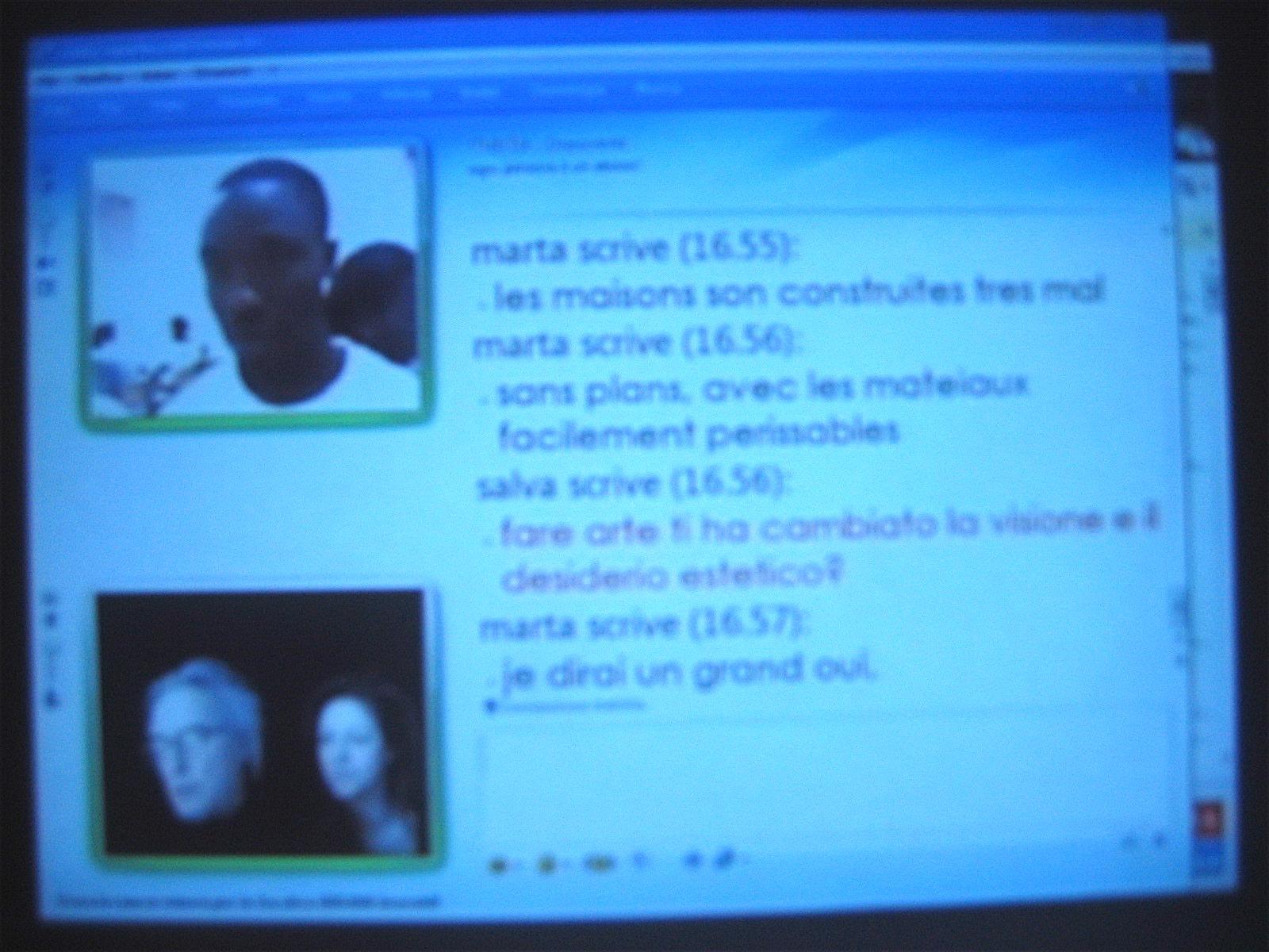 Salvatore Falci, 2005 - 2012, Arte e Luogo in Camerun, Ciao come va in Africa, on line, (con Marta Pucciarelli, Giovanni Mantovani, Piero Cavellini, Armida Gandini e studenti africani