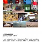 Salvatore Falci, 2005, Arte e Luogo, Camerun, 2005 - 2012, scheda.